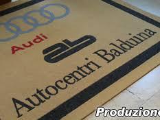 zerbini personalizzati on line prezzi produzione e vendita offerte in corso a napoli zerbini