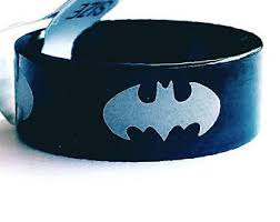 Batman Wedding Ring by Batman Wedding Band Etsy