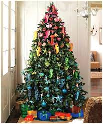 Beach Themed Christmas Tree Decorations 9 • ts1us