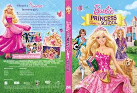 barbie princess charm cd cover