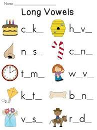 best 25 long vowel worksheets ideas on pinterest long a sound