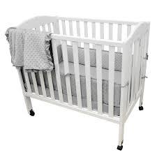 Portable Mini Crib Bedding Sets by Crib Baby Company Creative Ideas Of Baby Cribs