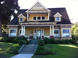 lovely craftsman home with paver driveway homes homeexteriors