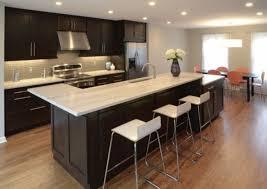photo cuisine avec ilot central modele cuisine avec ilot cuisine en image