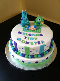 inc baby shower ideas monsters inc baby shower cake cake ideas shower
