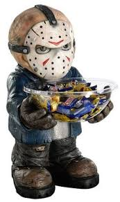 jason vorhees friday the 13th inspired sculpted large pendant and
