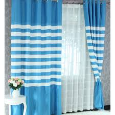 Blue And White Window Curtains Blue And White Curtains