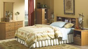 sauder oak furniture collection orchard hills oak bedroom