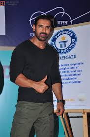 john abraham john abraham at bisleri student felicitation with