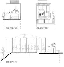 House Elevations Gallery Of Namly House Chang Architects 16