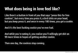 In Love Meme - what does being in love feel like weknowmemes
