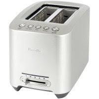 Breville Die Cast Smart Toaster Breville A Bit More 2 Slice Toaster Sur La Table