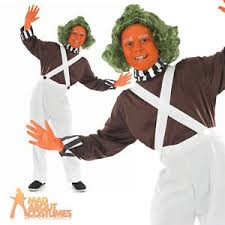 oompa loompa costume boys oompa loompa costume child umpa lumpa fancy dress kids book