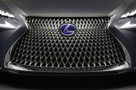 youtube lexus lf fc lexus lf fc fuel cell concept previews next gen lexus ls