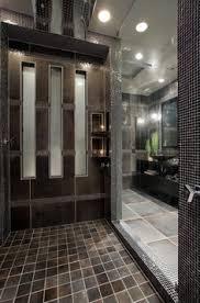 Black And Gray Bathroom Bathroom Remodel Bathroom Pinterest Tub Surround Bath Ideas