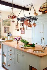 Kitchen Hanging Pot Rack by Small Kitchen Interior Design Ideas Home Interior Design