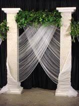 wedding backdrop ideas with columns wedding backdrops backgrounds decorations columns wedding