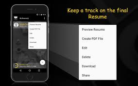 Resume Format Download Pdf Files by Resume Builder Download Pdf