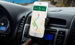 porta iphone da auto porta cellulare da auto per iphone e android slot cd mpow