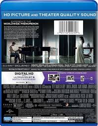 Shades Of Gray Amazon Com Fifty Shades Of Grey Blu Ray Dakota Johnson Jamie