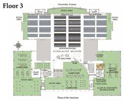 library west floor plans