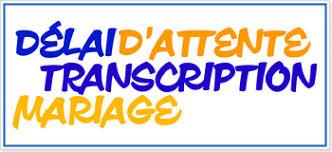 transcription mariage nantes délai attente transcription mariage 2017 mariage franco marocain