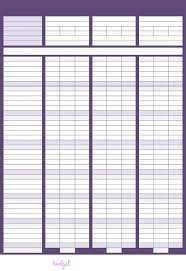 the 25 best monthly budget worksheets ideas on pinterest