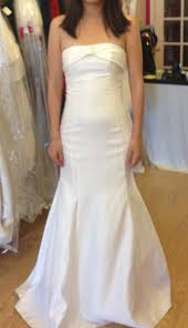 mcclintock wedding dresses mcclintock size 2 wedding dress oncewed