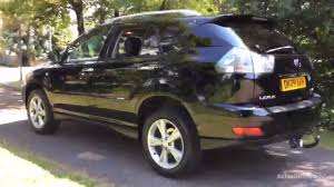 lexus suv for sale nh lexus rx 400h limited edition black 2009 youtube