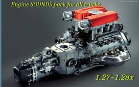 kenworth w900 engine engine sounds pack for all trucks v1 0 sounds mod euro truck