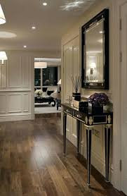 Hallway Console Table And Mirror Entrance Table And Mirror Design Silver Console Tables And