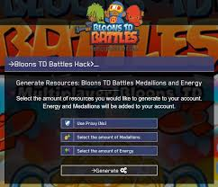 bloons td battles apk bloons td battles hack mod apk get medallions and energy