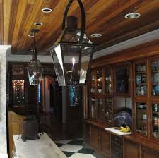 furniture copper bevolo gas and electric lights for wall lighting