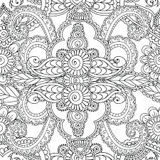 coloring pages henna art mehndi coloring pages coloring pages packed with printable henna