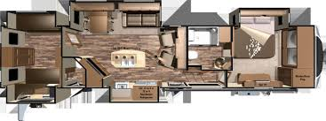 durango 5th wheel floor plans fifth wheel floor plans best of 2 bedroom 5th wheel floor plans