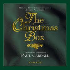 the christmas box the christmas box by paul cardall on apple
