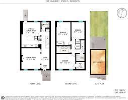 shotgun house floor plans stubby shotgun style house asks 775k in east bed stuy 6sqft