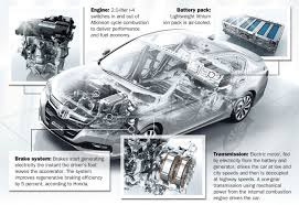 lexus hybrid drive wiki how the honda accord u0027s innovative hybrid system works