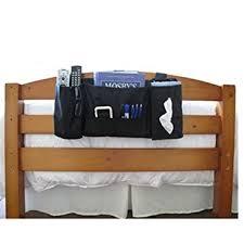 Bunk Bed Storage Caddy Headside Storage Caddy Black Home Kitchen