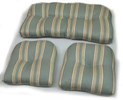 Wicker Patio Furniture Replacement Cushions Patio Chair Replacement Cushions Clearance