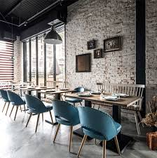 space with attractive exposed brick walls interiorzine