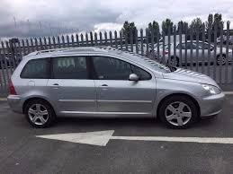 2004 peugeot 307 sw 1 6 litre diesel 5dr in reading berkshire