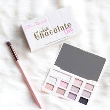 sephora thanksgiving sale little blushing birdie too faced white chocolate chip palette review