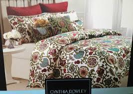 Moroccan Bed Sets Cynthia Rowley Bedding Sets Exist Decor