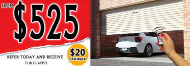 A1 Overhead Door by Garage Door Openers Melbourne Automatic Remote Access