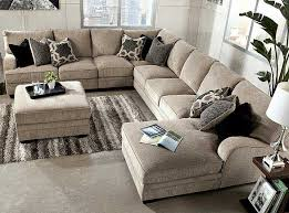 Ashley Furniture Sofa And Loveseat Sets Ashley Furniture Cosmo Marble 3 Piece Raf Sectional Sofa Chaise