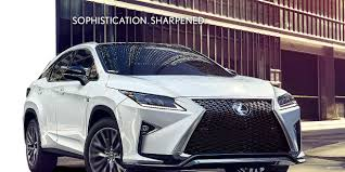 used lexus suv hybrid for sale 2017 lexus rx luxury crossover lexus com