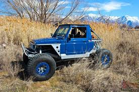 jeep rock buggy suzuki samurai trail slayer buggy turn key custom 4x4 2 0l rock
