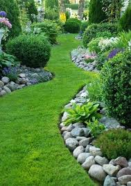 Garden Lawn Edging Ideas Garden Edging Creative Lawn Edging Ideas Yard Edging Tools