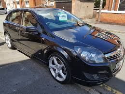 vauxhall astra 1 8 sri xp 5dr manual for sale in crewe